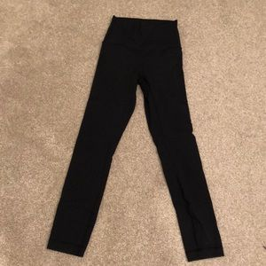 Lululemon leggings wunder under